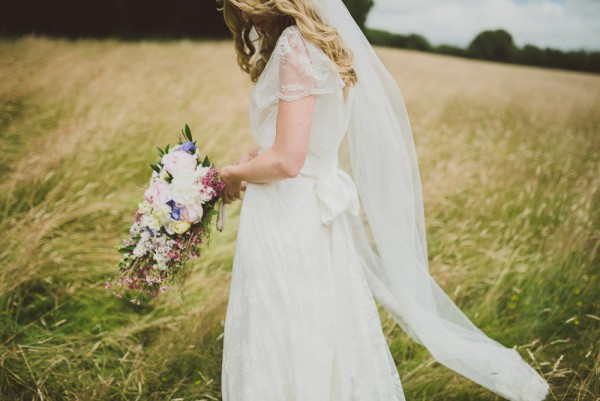 Suzy & Tom's Festival Wedding in Sussex