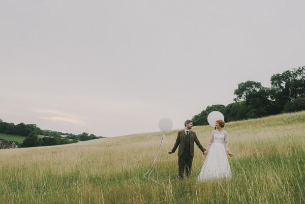 Natalie & David's Golden Kent Barn Wedding