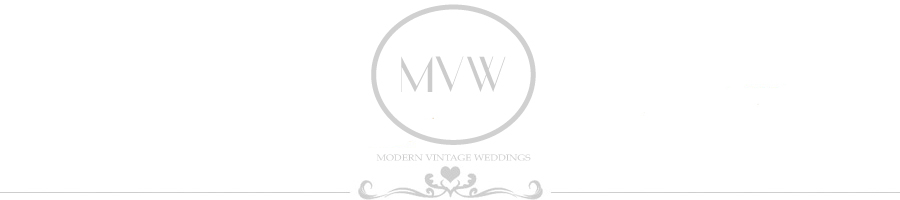 Modern Vintage Weddings logo