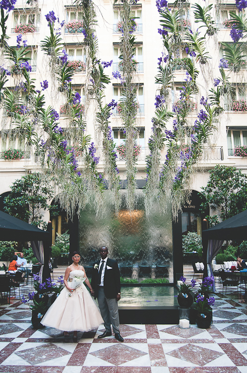 hotel george V paris wedding