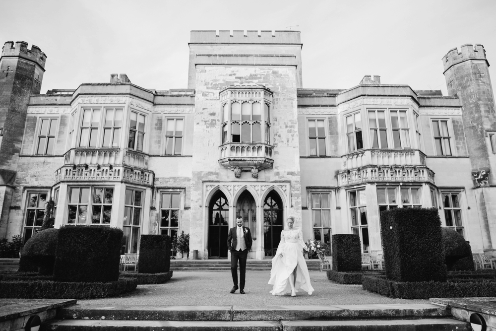 Ashridge House Wedding