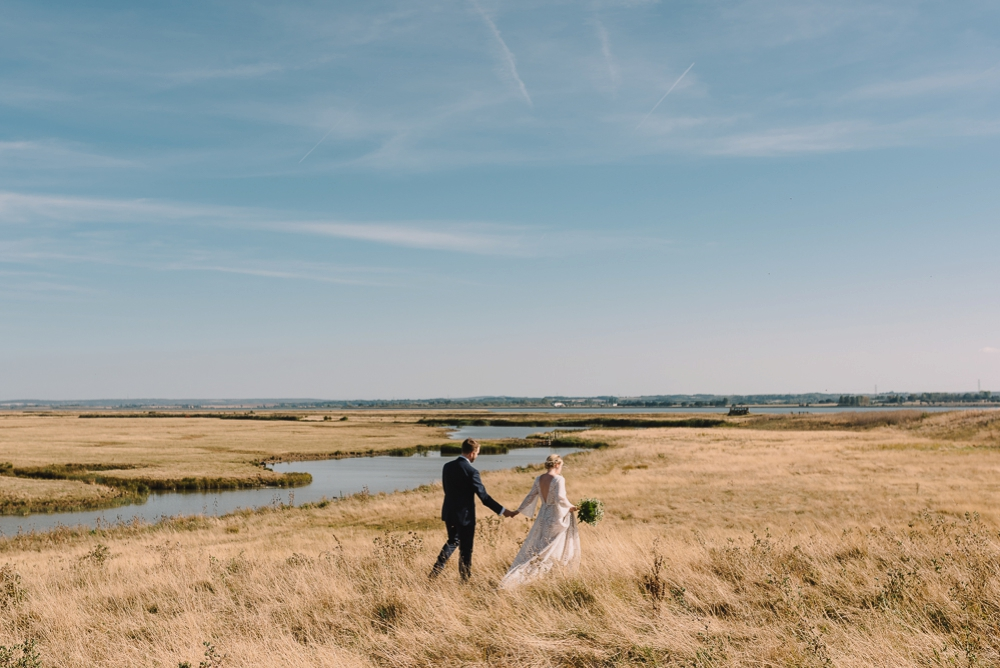 Elmley Nature Reserve Wedding